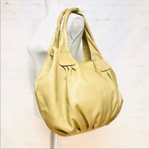 Cynthia Rowley Leather Large Shoulder Bag